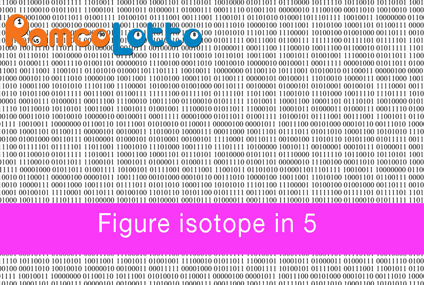 Figure isotope in 5