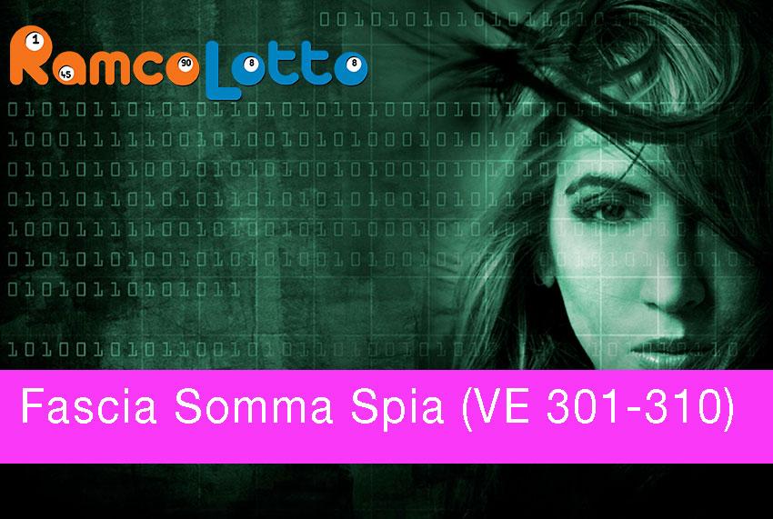 Fascia Somma Spia (VE 301-310)
